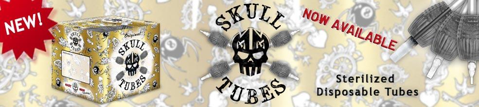 Magic Moon Skull Tubes