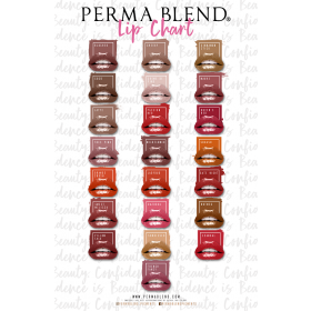 Perma Blend Queen of Hearts Red 15ml