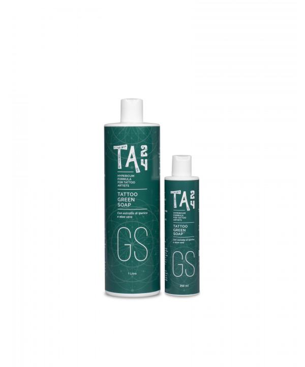 Green Soap TA24 250ml