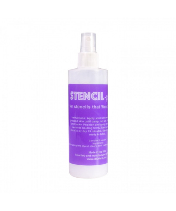 Stencil Prep Spray for Inkjet Stencils 4oz