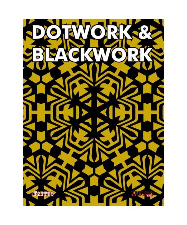 Sketchbook Dotwork and Blackwork