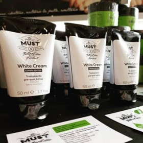 White  Cream 50 ml - The Original Must Tattoo Line
