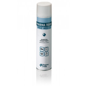 Spray medical germicida disinfettante per ambienti