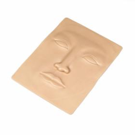 Pelle sintetica 3D - viso