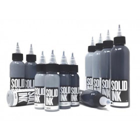 Opaque Grey Set 1oz - Solid Ink Set