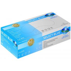 Guanti Unigloves Select Blue 100pz