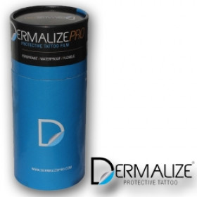 Dermalize Protective Tattoo Film  Rotolo