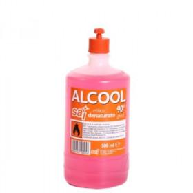 Alcool Denaturato 500 ml (