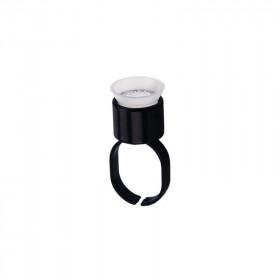 Anello sterile con spugnetta per colore 10pz