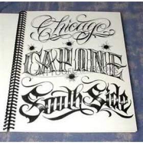 BOOG - SCRIPT/LETTERING A4 sketchbook