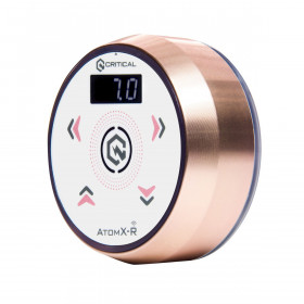 Critical Power Supply ATOMX-R Rosa Gold\Bianco
