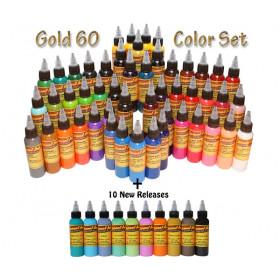 Eternal Ink Full Set 1oz/30ml (gold 60 colori)