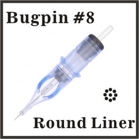 ELITE EVO - 5  Bugpin Round Liner 0.25mm
