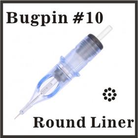 ELITE EVO - 7 Bugpin Round Liner 0.30 mm