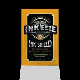 Inkeeze Ink Shield Sunscreen Cream SPF30 5ml