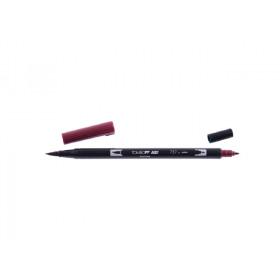 757 Port Red - Tombow Dual Brush Pen