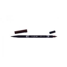 879 Brown - Tombow Dual Brush Pen
