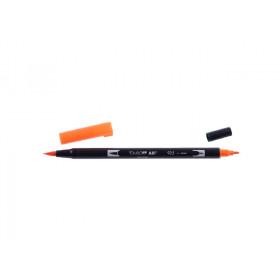 925 Scarlet - Tombow Dual Brush Pen