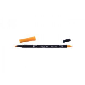 993 Chrome Orange - Tombow Dual Brush Pen