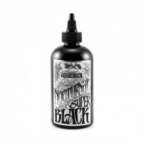 Nocturnal Ink- Super Black 1 oz