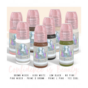 Perma Blend - Areola Set 8x15ml
