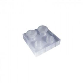 Portacaps in Plastica - 4 fori