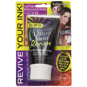 Tattoo go Renew Color SPF50 plus