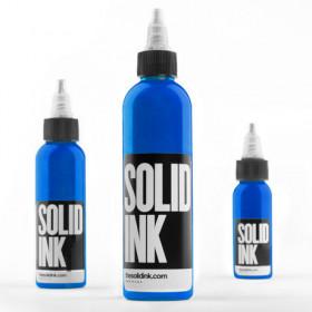 Solid Ink-Boca Blue