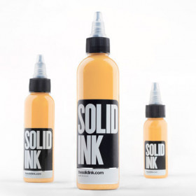 Solid Ink- Peach Orange