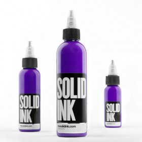 Solid Ink-Violet