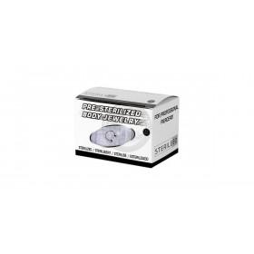 Gioiello sterile CIRCULAR BARBELLS