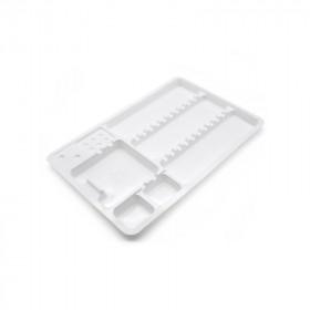 Vassoio Monouso In Plastica 18x28cm 10pz