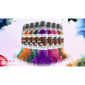 Jay Freestyle Watercolor Set 12x30ml