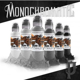 Poch's Monochromatic Set 6x30ml