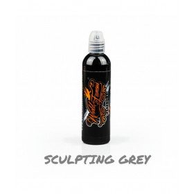 World Famous Ink Sticazzi Sculpting Grey 120 ml