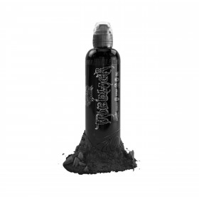 World Famous Ink True Black 120 ml