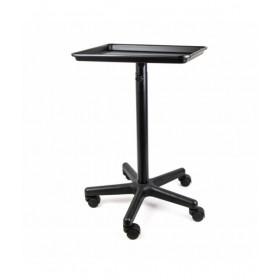 Working Table con ruote - NERO