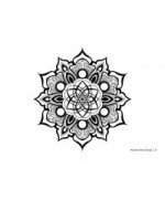 Sketchbook Mandala Tattoo Design by ed Perdomo