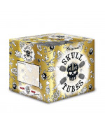 skull tube box