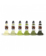Vincent Zattera Rotten Greens 6x30ml